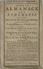 Thomas Sprat, The History of the Royal Society of London, 1702
